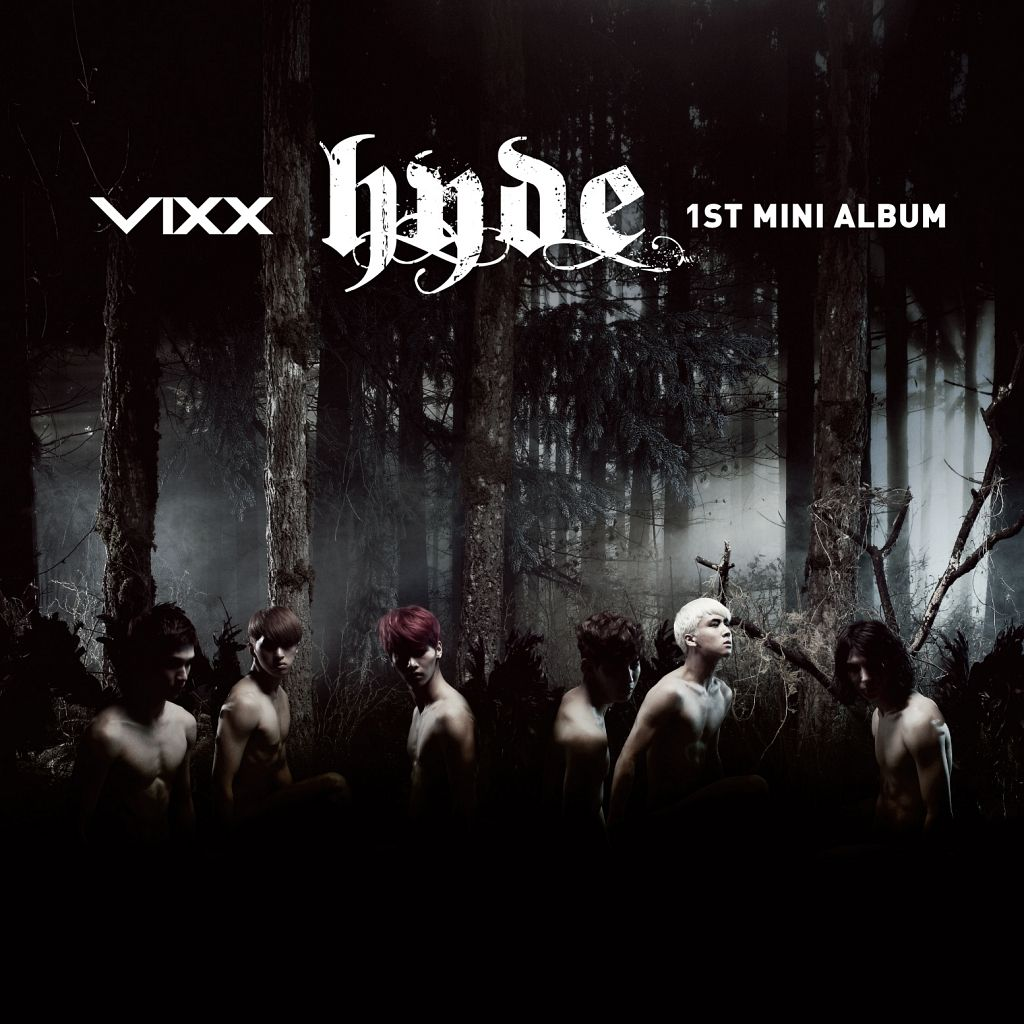[Mini Album] VIXX - hyde [1st Mini Album]