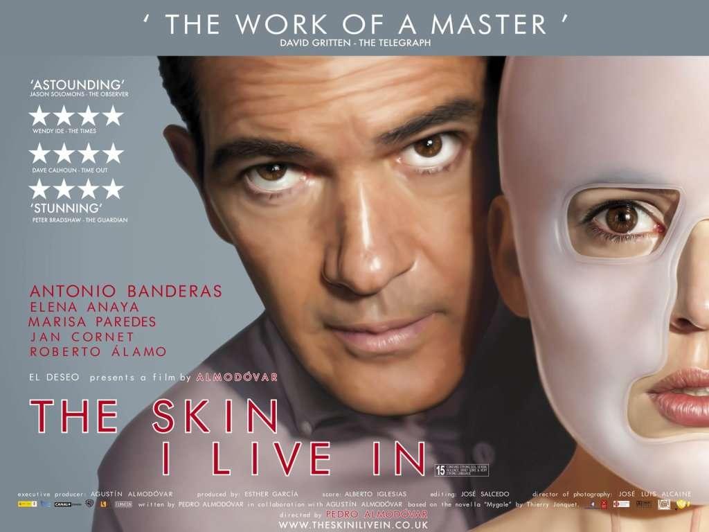 lapielquehabitover2 Pedro Almodóvar   La piel que habito aka The Skin I Live In (2011)