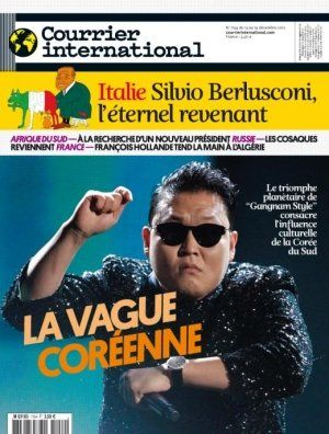 Courrier International N°1154 du 13 au 19 Décembre 2012