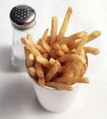Sağlıklı Patates Kızartması