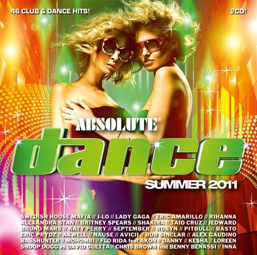 Absolute Dance [Summer 2009] [MP3] [320Kbps] Hannspree]