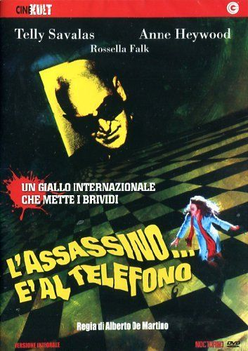 pr3oc Alberto De Martino   Lassassino... è al telefono AKA The Killer... is on the Telephone (1972)